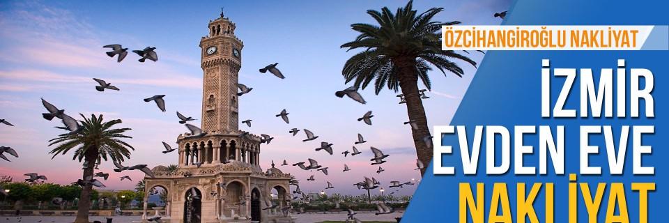 Merkez: İzmir Evden Eve Nakliyat